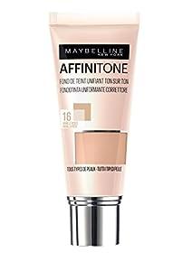 Maybelline Affinitone Perfecting & Protecting Foundation 16 Vanilla Rose