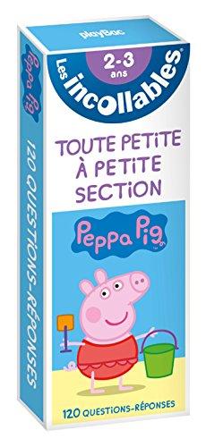 Incollables - Révise avec Peppa Pig - De la TPS à la PS - Cahier de vacances par Collectif
