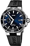 Oris Aquis Small Second, date orologio da uomo 74377334135RS