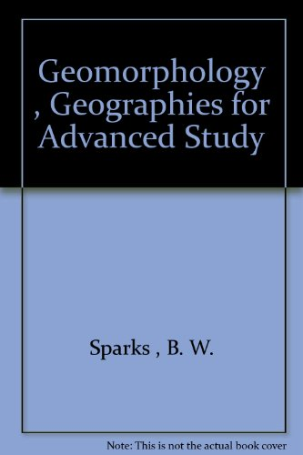 Geomorphology , Geographies for Advanced Study