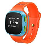 Alcatel Move Time SW10 Blue/Red Track&Talk Watch + Tarjeta 5 GB y 15 Minutos en Llamadas. Reloj...