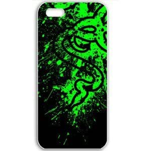 Coque iPhone 5/5s - Systems Razer Transparent telephone Cas coquille pour iPhone 5 / 5s