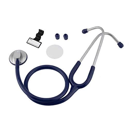 Preisvergleich Produktbild Tragbare Flachkopf Stethoskop Medizinische Auskultation Gerät Werkzeug Rettung Schwangerschaft Baby Stethoskop Arzt Medical Heath Care