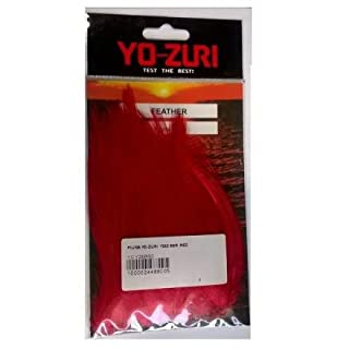 FEATHER YO-ZURI Y232 5GR RED AKUA SRL