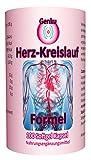Genku´s Herz-Kreislauf Formel - 100 Kapseln Tabletten Cholesterin Arterien Gefäße Lycopin Omega 3 Komplex