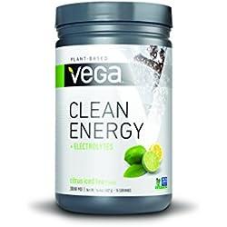 Vega Clean Energy 15 Serv Citrus Iced Tea Multi-Vitamine