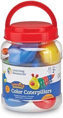 Bonne année, achat de recettes, cadeaux cadeaux cadeaux Learning Resources Chenilles de Couleur Snap-N-Learn   Sortie  b1aab0