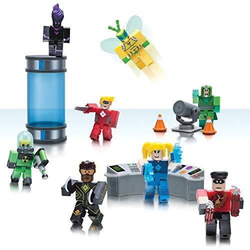 Roblox 10763 Heroes of Robloxia Playset