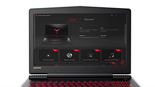 Lenovo Legion Y520 Laptop (Windows 10, 8GB RAM, 500GB HDD) Black Price in India