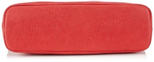 Borsa A Spalla Tamaris Karen 1553141-500 Borsa A Spalla Da Donna 32x21x10 Cm (lxhxp) Rosso (rosso 500)