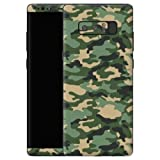 #10: GADGETS WRAP SAMSUNG GALAXY NOTE 8 Green Camo Skin for Front & Back
