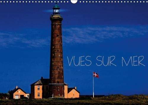 Vues Sur Mer 2018: Lumiere Et Couleurs De La Mer Et De Ses Cotes par Michel Angot