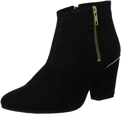 Marta Jonsson Womens Boots 4025 Black 3 UK, 36 EU