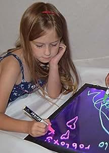 Sensory LED Kootchy light up drawing/writing,toy,special needs, autism, ASD,CVI (30 by 40cm)