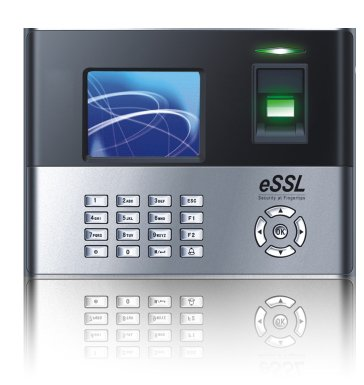 eSSL X990 Standalone Biometric Fingerprint Time & Attendance System  available at amazon for Rs.9640