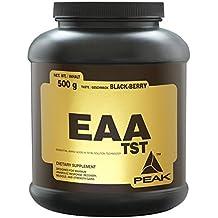 Peak EAA TST–Aminoacidi Essenziali–500gr polvere, gusto: Black