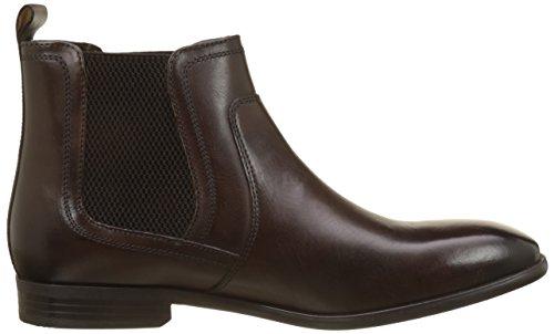 Base London Herren Floyd Chelsea Boots Marron (Brown Washed)