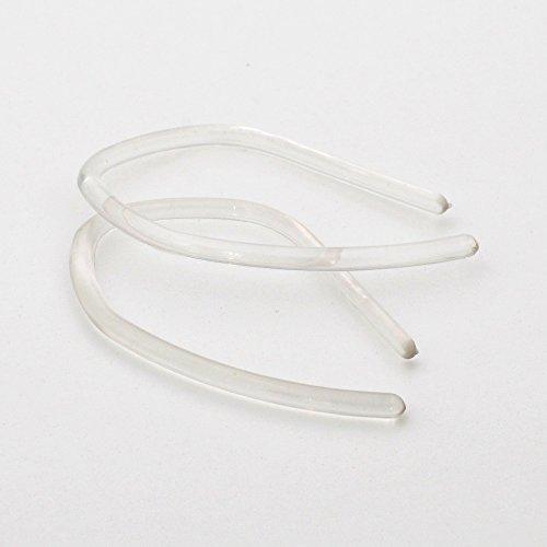 1 par Accessory Pack In-Ear Consejos de Almohadillas para Jabra Style  Auricular Bluetooth Wireless Auriculares de Oído Ganchos
