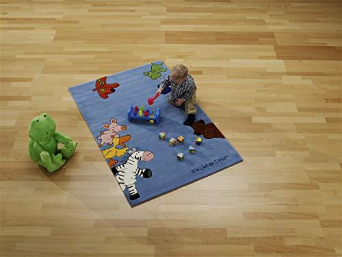 Kinderteppich Die Lieben Sieben - 2
