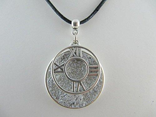 Polaris Medaillon Silber/Grau (379) -