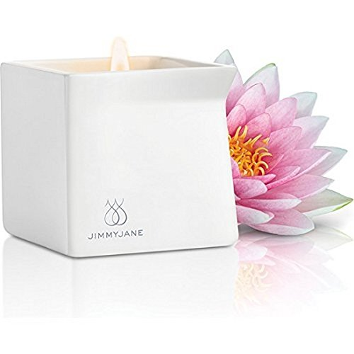 Afterglow Massagekerze - Pink Lotus -