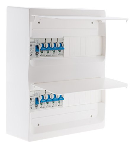 Coffret T1/T2 26 modules Blanc é...