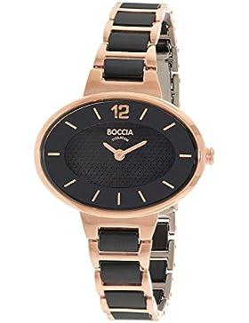 Boccia Damen-Armbanduhr 3261-06