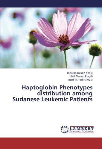 Haptoglobin Phenotypes distribution among  Sudanese Leukemic Patients