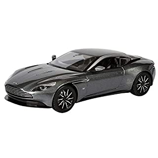 Modell 1:24 Aston Martin DB11, metallic-dunkelgrau Motormax 79345