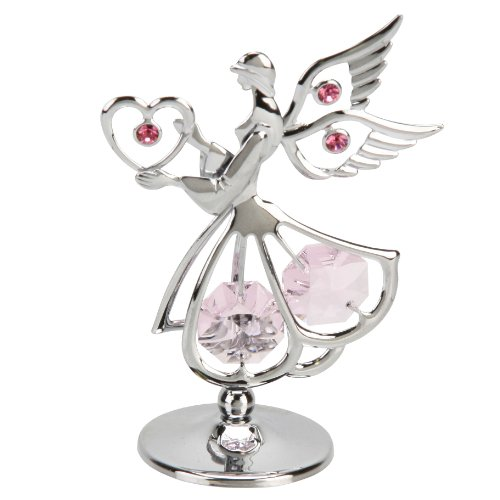 crystocraft-standing-mini-sacred-angel-with-heart-chrome-plated-with-strass-and-swarovski-crystals