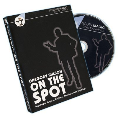 Preisvergleich Produktbild On The Spot by Gregory Wilson - DVD