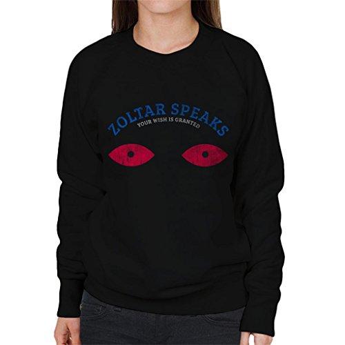 Cloud City 7 Big Zoltar Speaks Women's Sweatshirt
