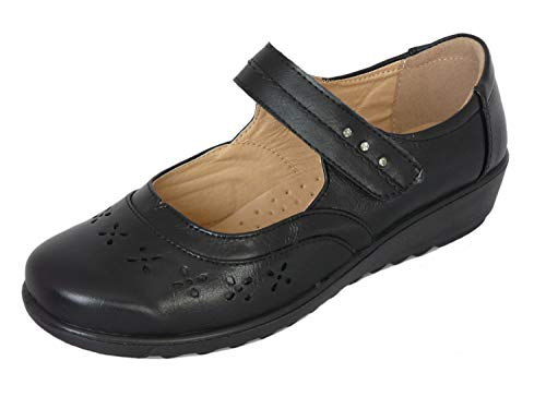 Zapatos Merceditas Mujeres Merceditas Mujer Tacón