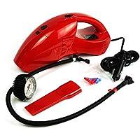 GH XCHQ- Aspirateur de voiture, collecteur de poussière de puissance élevée de gonfleur multifonctionnel tenu dans la main de voiture (Couleur : A)