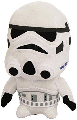 Joy Toy Star Wars Clone Wars - Storm Trooper de Peluche, 20 cm [Importado de Alemania] - Star Wars: Storm Trooper Peluche