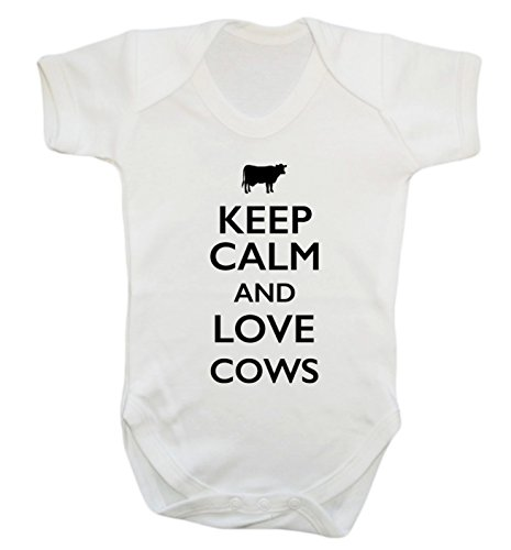 keep-calm-and-love-mucche-baby-body-body-white-18-24-mesi