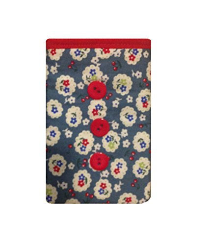 Bleu Cherry Blossom Imprimer Chaussettes Apple pour iPod - Apple iPod Nano