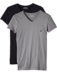 Emporio Armani 111512CC717 lot de 2 t-shirts