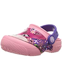 crocs Unisex-Kinder Funlabclogk Clogs