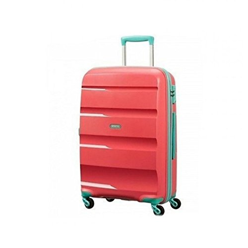 American Tourister Trolley BON AIR Spinner M Coral/Acquamarine art. 59423 0930
