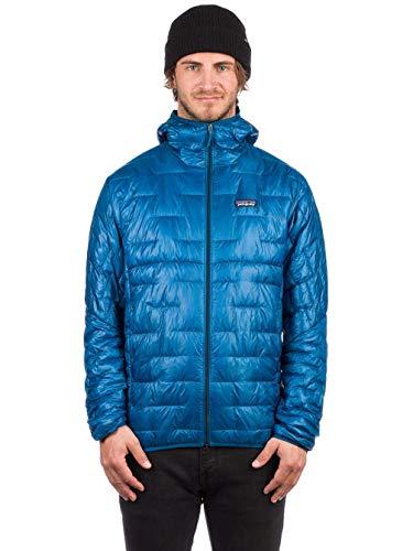 Preisvergleich Produktbild Patagonia Micro Puff Hoody Men Größe XL Balkan Blue