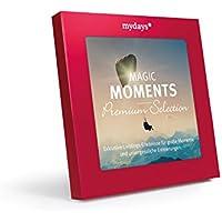 mydays Erlebnisgutschein   Magic Moments   80 Erlebnisse und Übernachtungen, 1200 Standorte, 1 bis 2 Personen