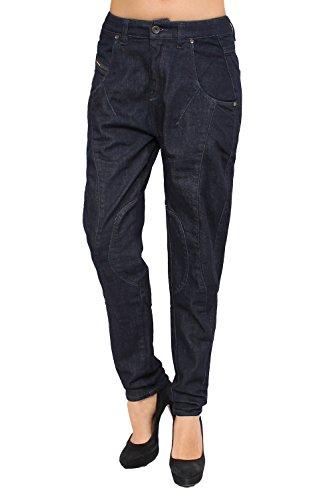 DIESEL BLACK GOLD - Jeans da Donna PLINTIS - blu, W26