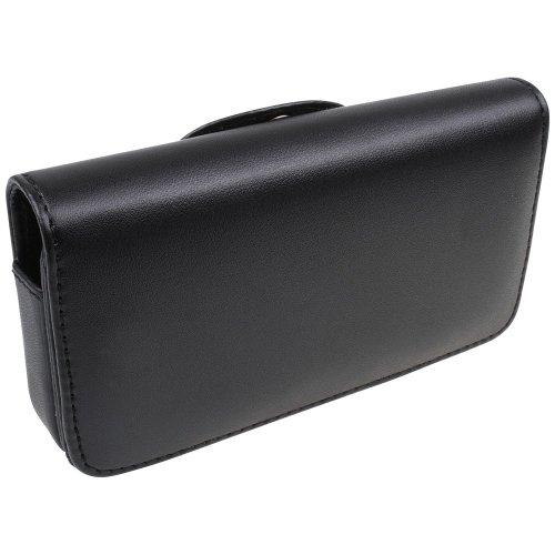 foto-kontor Tasche für Nokia X7 Lumia 710 Lumia 610 Lumia 510 Lumia 520 Lumia 525 Asha 503 108 Dual-SIM Quertasche