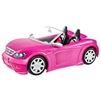 Barbie - Coche descapotable (Mattel DGW23)