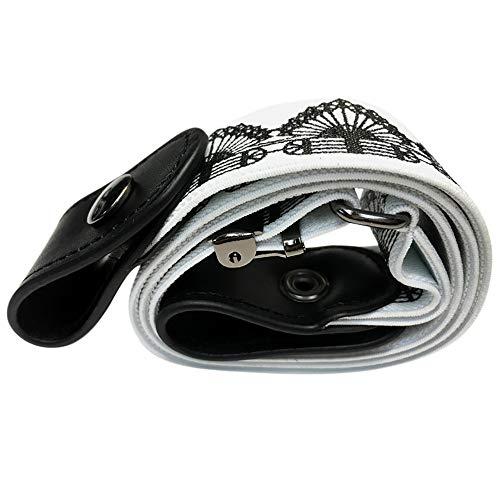 Mitlfuny Black Friay DE Cyber Monday DE,Xmas Gift Buckle-Free Women Men Unsichtbarer elastischer Gürtel für Jeans Keine Beule -