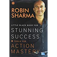 Little Black Book for Stunning Success + Tools for Action Mastery