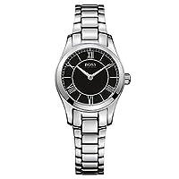 Hugo Boss 1502376 - Reloj con correa de acero para mujer, color negro / gris de Hugo Boss