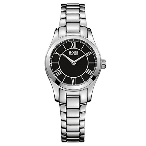 Hugo Boss Damen -Armbanduhr Analog Quarz Edelstahl 1502376