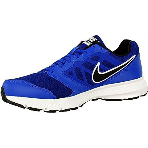 Nike Downshifter 6Msl Hombre Correr/Running Zapatillas de Casual Azul azul Talla:8 UK